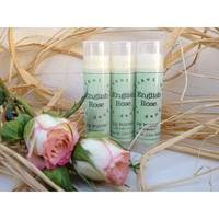 Beautiful Lip Balm Container Labels by Cricket Cove Soap Co.