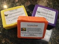 Soap Bar Labels by Lexington Soaps
