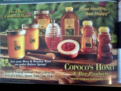 Honey Product Labels by Copoco