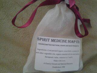 Spirit Medicine Soap Co.