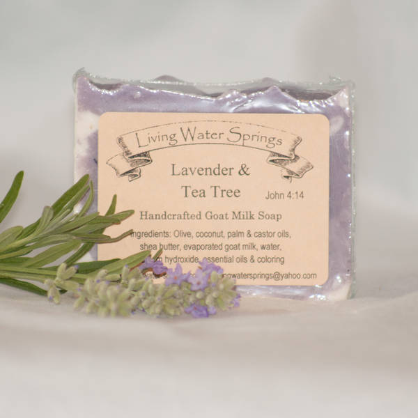 Hand Crafted Goat Milk Soap Label - Customer Creations - Online Labels