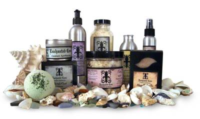 Enchanted Cove Couture Apothecary Labels