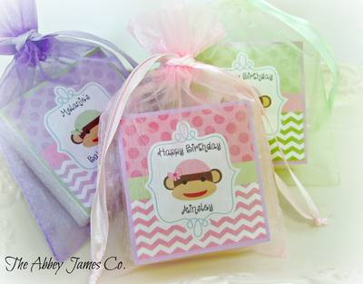 Personalized Shower Gift Labels
