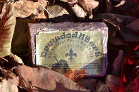 DrewdodNBert Mississippi Mud Pie Soap (Cocoa and Coconut)