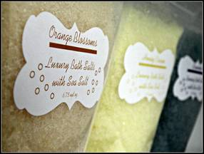 Decorative Product Labels
