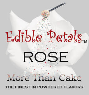Product Labels by Edible Petals