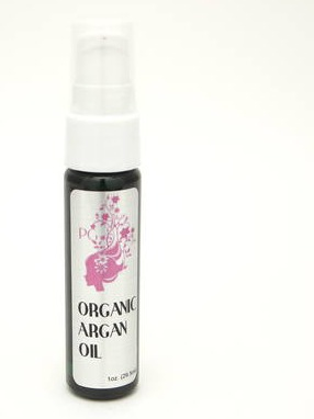 PurelyGorgeous Organic Argan Oil Labels