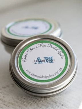 AnnMarie Designs Herbal Balm Label