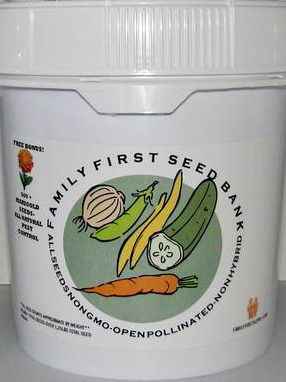Product Labels For Family First Supply Seed Bank