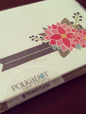 Polkadot Paper Company Packaging Labels