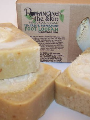 Product Labels for Romancing the Skin