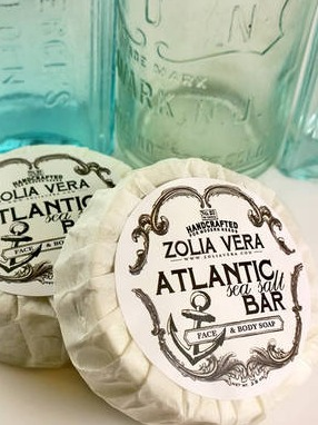 Product Labels for ZoliaVera Atlantic Bar
