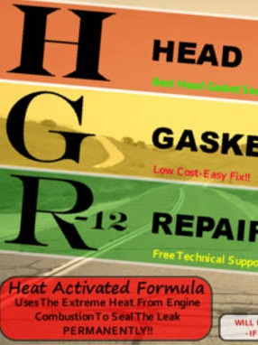 HGR-12 Head Gasket Sealer