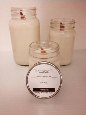Soy Candle Labels by Cushnie Lifestyle Co