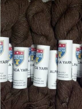 Alpaca Yarn Labels