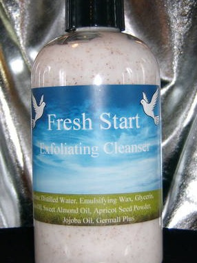 Fresh Start-Exfoliating Facial Cleanser