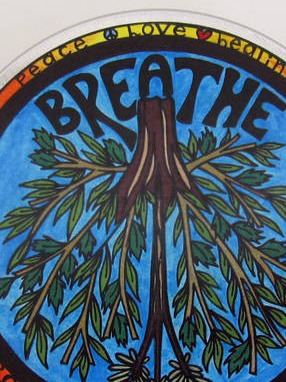 Breathe - Aromatherapy Chest Rub Labels
