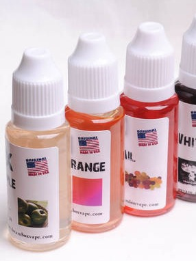 E-Liquid Labels for Dreambox Juice