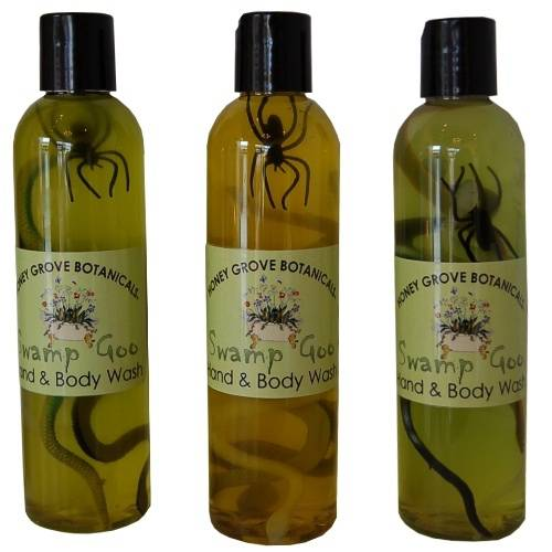 Swamp Goo Hand Amp Body Wash Labels By Honey Grove