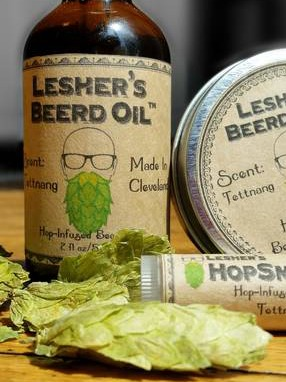 Product Labels For The Beerded Beard Company
