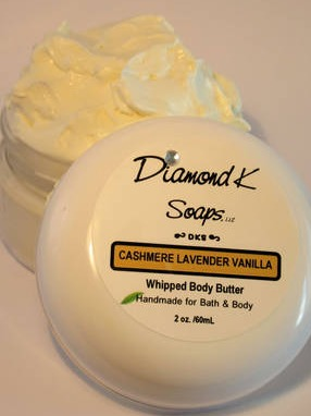 Diamond K Soaps, LLC Label