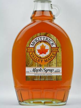 Labels For Natural Maple Syrup