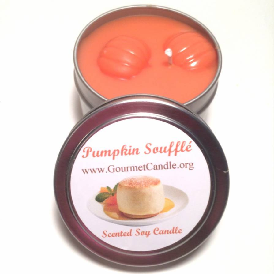 Custom Card Template online lables : 4oz Candle Tin Labels - Customer Creations - Online Labels