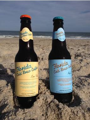 Product Labels for Florida Cold Brew Coffee