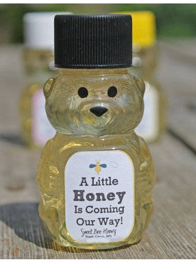 Honey Bear Labels
