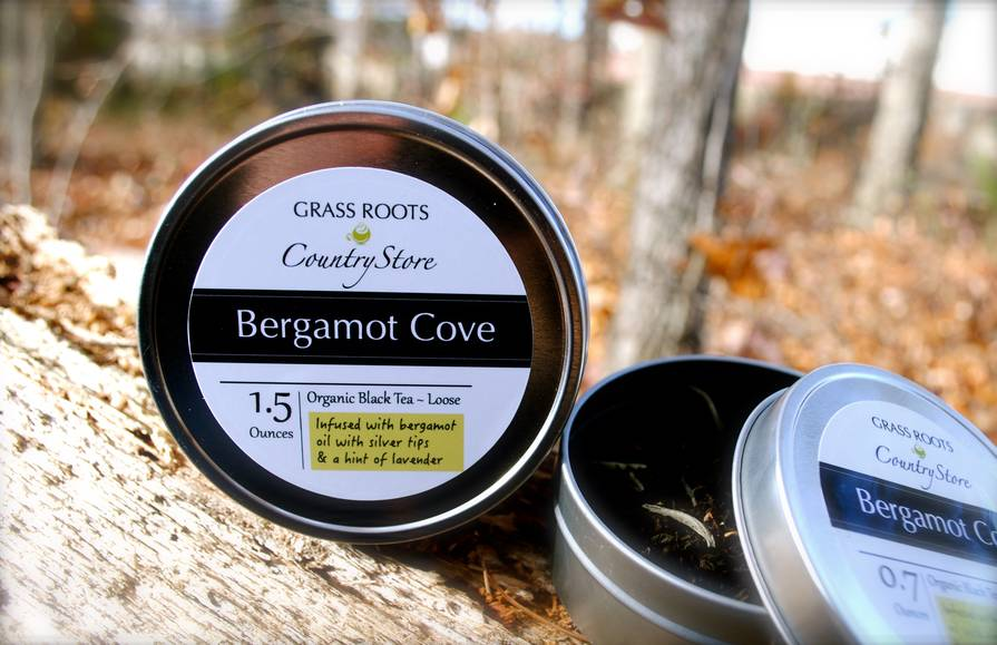 Product Labels for Bergamot Cove