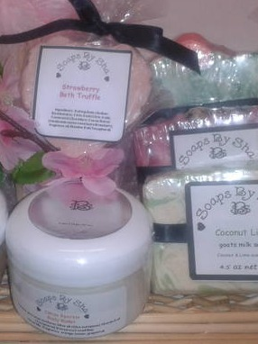 Soaps By Sha - Handmade Soap Labels
