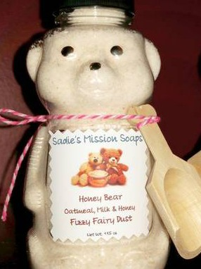 Fizzy Fair Dust Labels from Sadie
