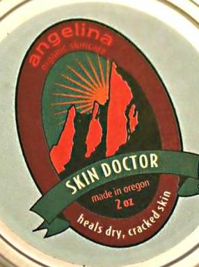 Angelina Organic Skincare Skin Doctor Salve