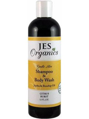 JES Organics Shampoo & Body Wash