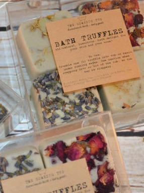 Bath Truffles by The Soaking Tub