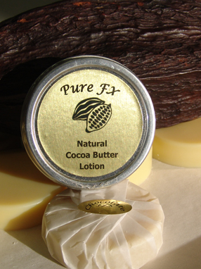COCOA BUTTER LABELS