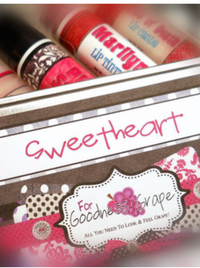 Sweetheart Tin Collection