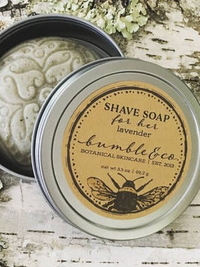 Shave Soap for HER by Bumble & Co.