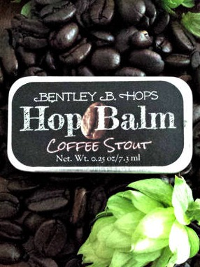 Bentley B. Hops Coffee Stout Hop Balm