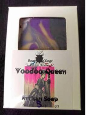 Voodoo Queen Artisan Soap