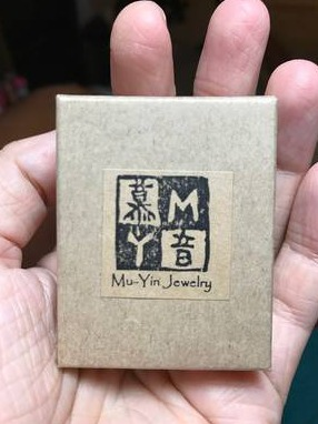 Gift Box From Mu-Yin Jewelry
