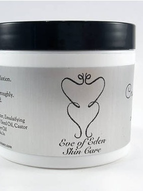 Eve of Eden Skincare Body Butter Label