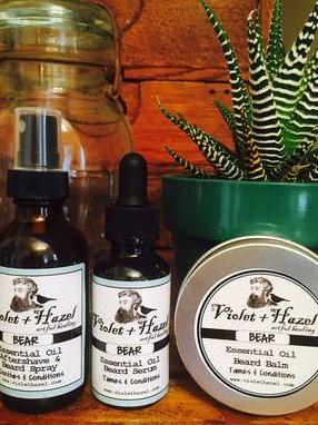BEAR Beard Products
