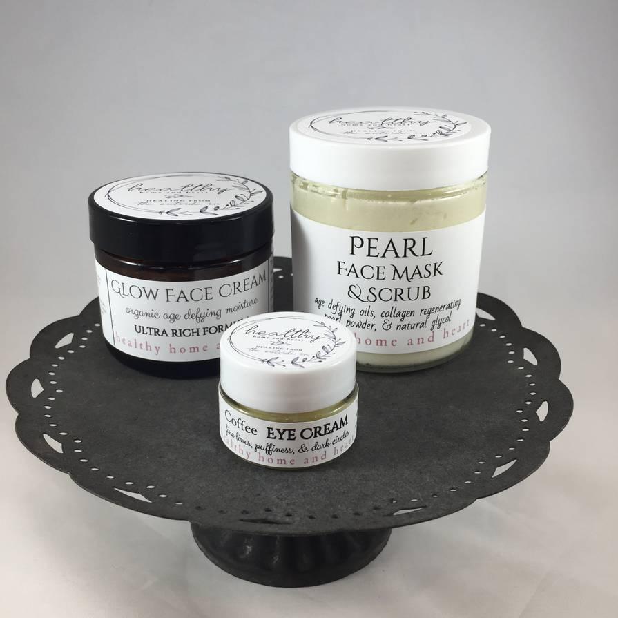 Organic Skin Care - Customer Label Ideas  Online Labels®
