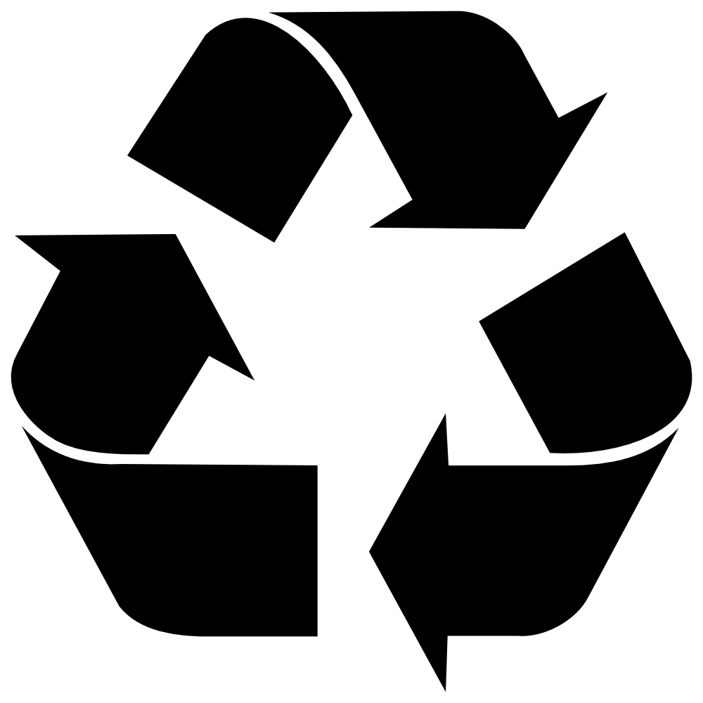 Recycle Symbol Circle Recycling Symbol