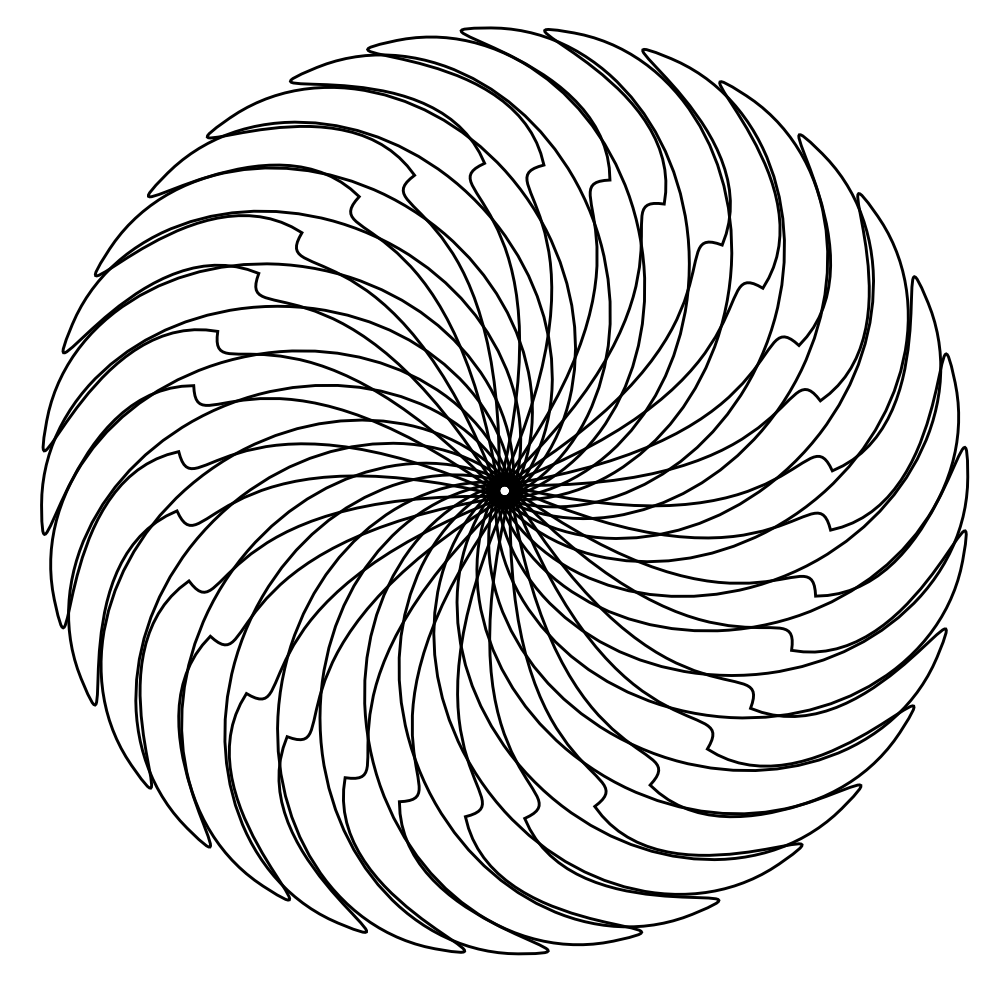 Onlinelabels Clip Art Geometric Motif