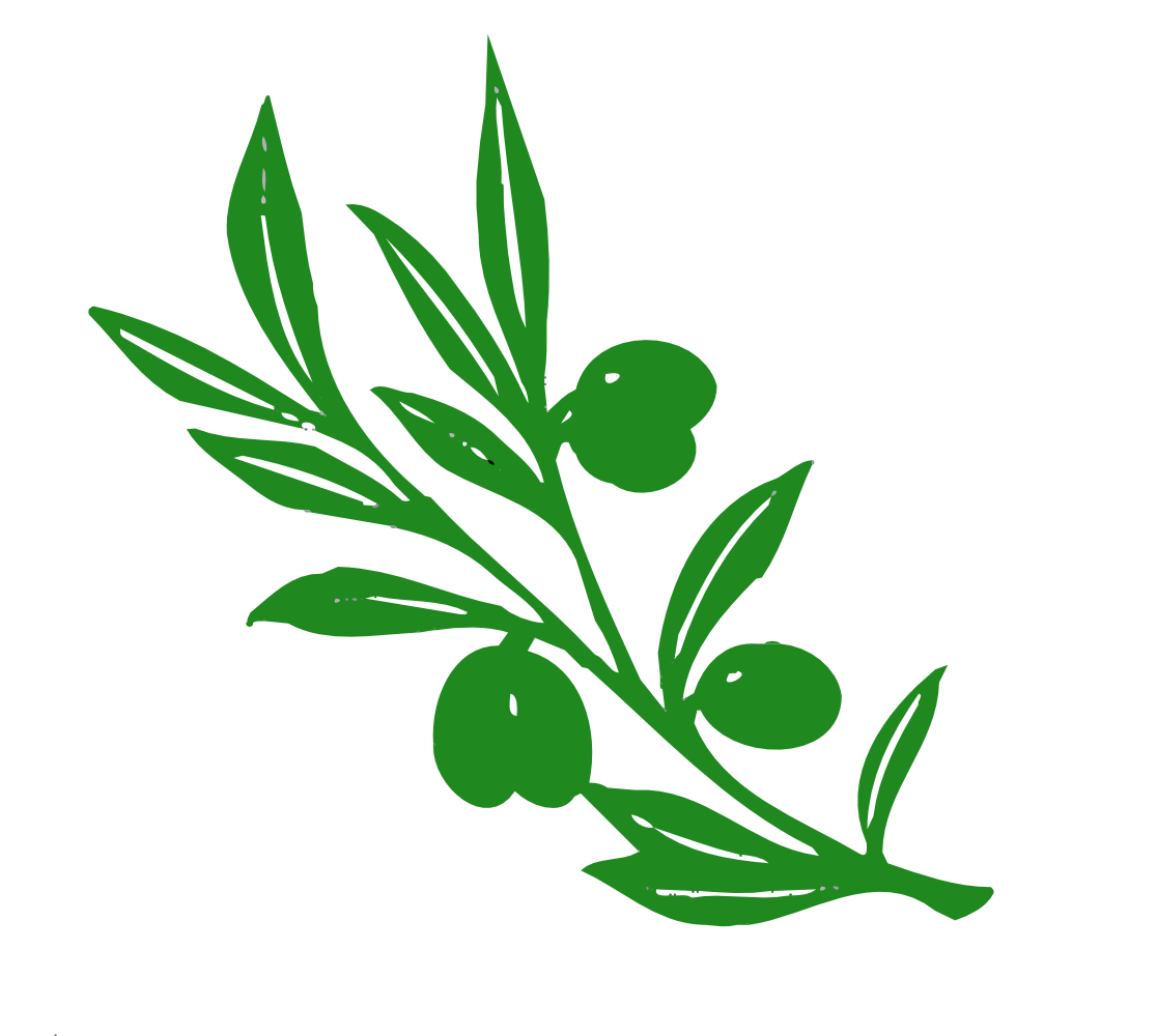OnlineLabels Clip Art - Olive Tree Branch