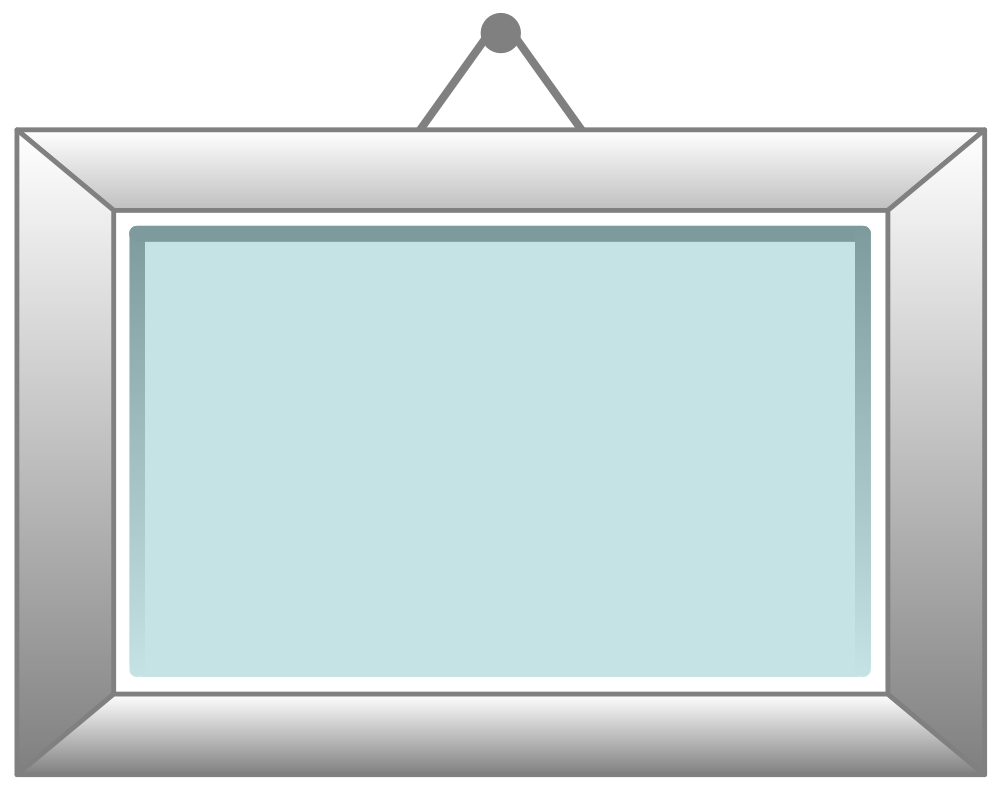 Onlinelabels Clip Art Picture Frame
