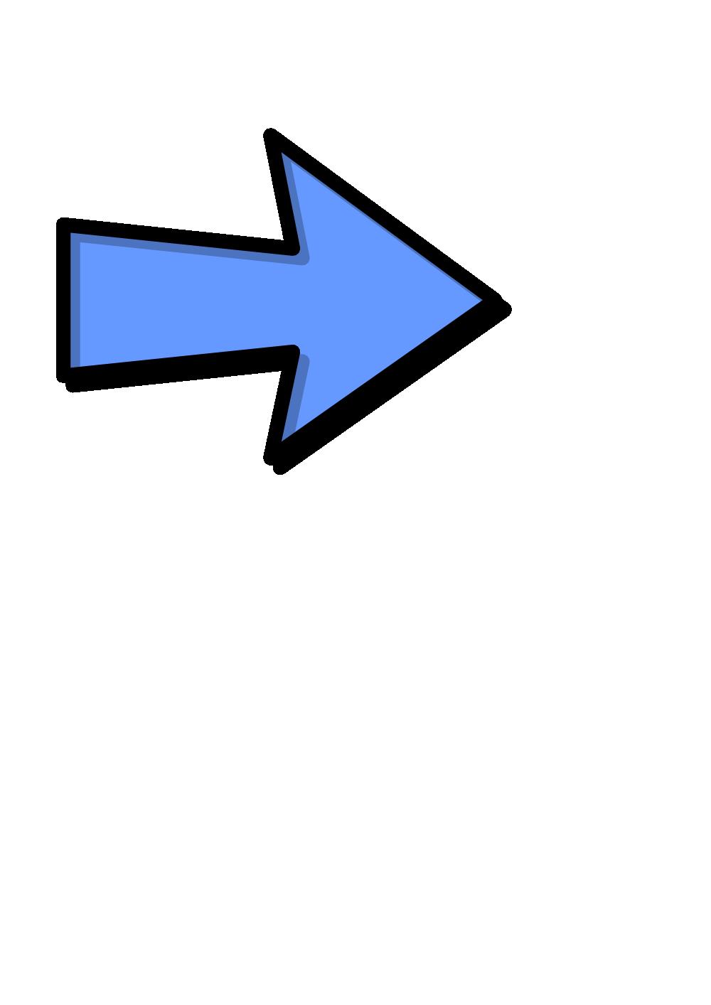 OnlineLabels Clip Art - Arrow Next