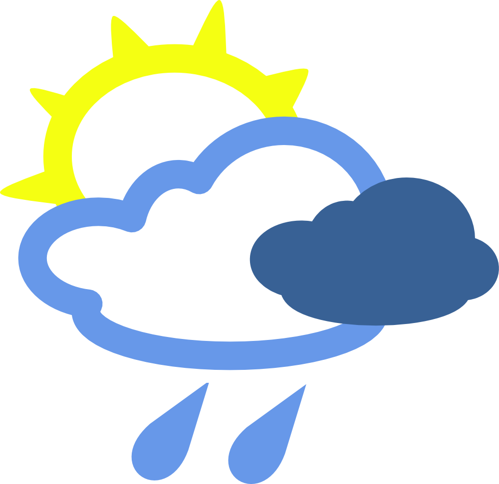 Onlinelabels clip art simple weather symbols download image as a png biocorpaavc